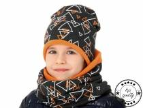 Boys Set Hat & Snood