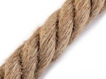 Natural Heavy Duty Jute Rope Ø30 mm