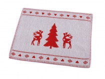 Christmas Table Placemats 33x45 cm Tapestry 2nd quality